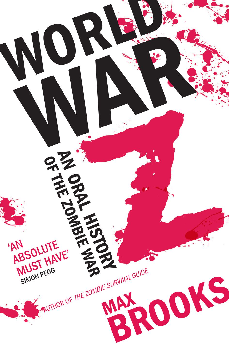 Critique de World War Z de Max Brooks