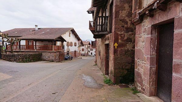 Le tour de six villages de la vallée du Baztan