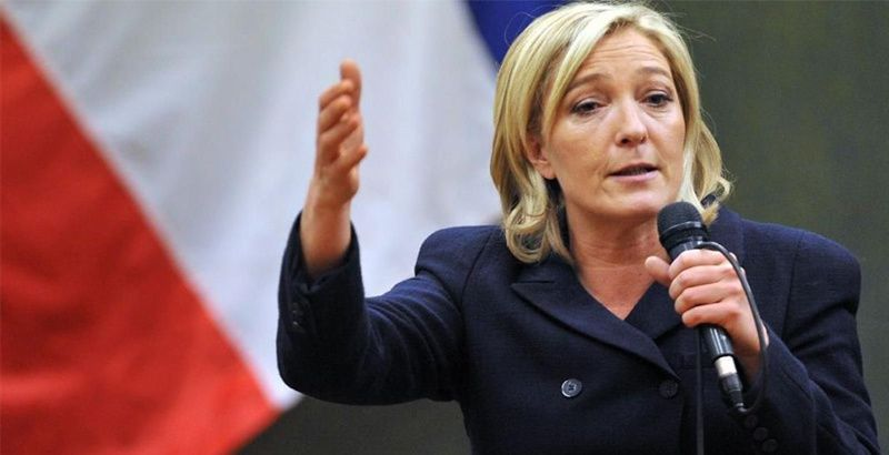 Opportunisme. Marine Le Pen et sa volonté factice de « dompter » la mondialisation (Bastamag)
