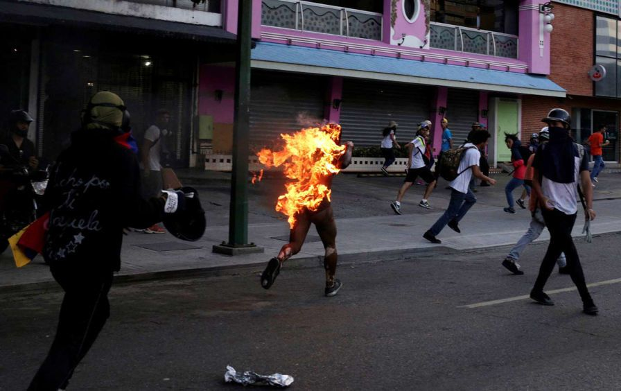 Venezuela : les apprentis tropicaux de Daesh (La Jornada)