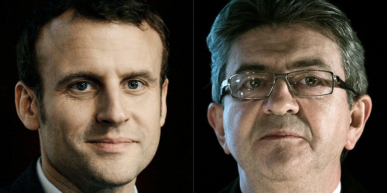 Mélenchon répond à Macron sur le Venezuela (Reuters)