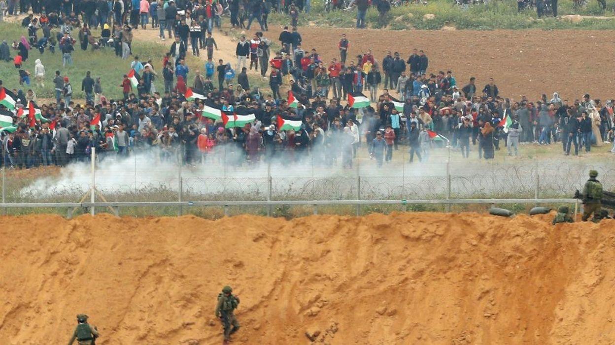 Gaza manifestation (c) Jack Guez