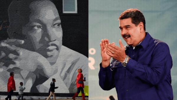 Le Venezuela inaugure une Université en l'honneur de Martin Luther King (TeleSur)