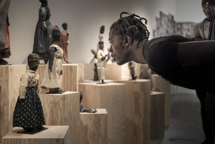 Exposition « Black dolls » : les poupées-miroir de l'Amérique ségrégationniste (Bastamag)