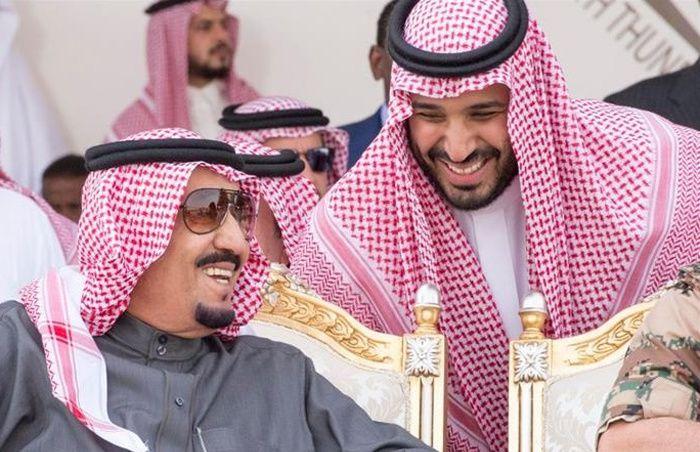 Surprenant sursaut d'orgueil du roi d'Arabie Saoudite devant Trump (Algérie patriotique)