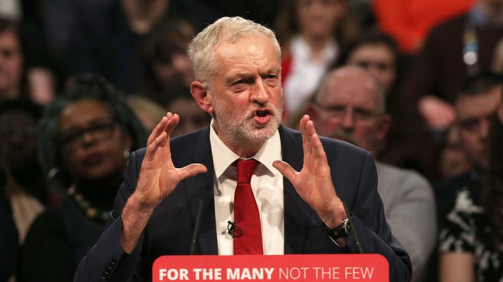 Corbyn  Aaron Chown PA Wire PA Images