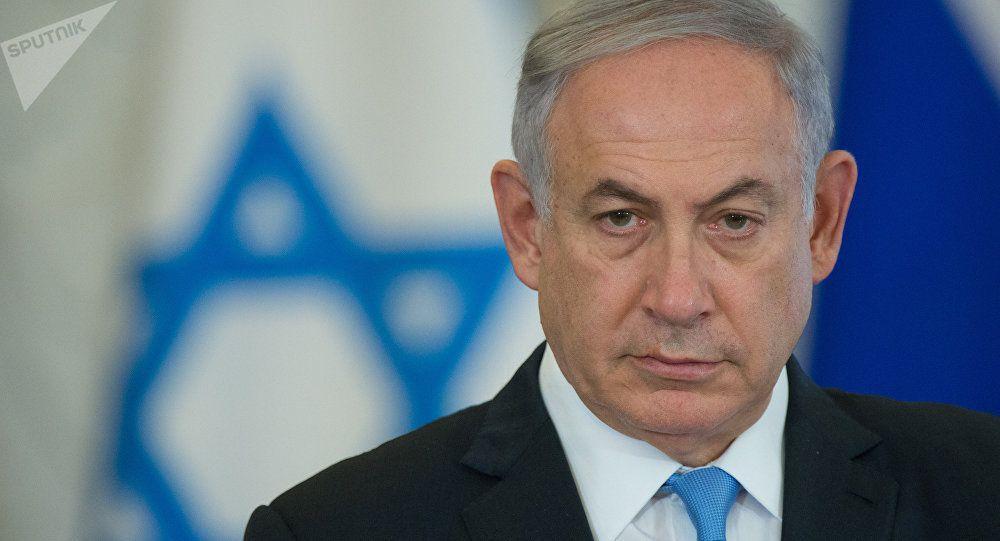 Netanyahu (c) Sergei Guneev Sputniknews