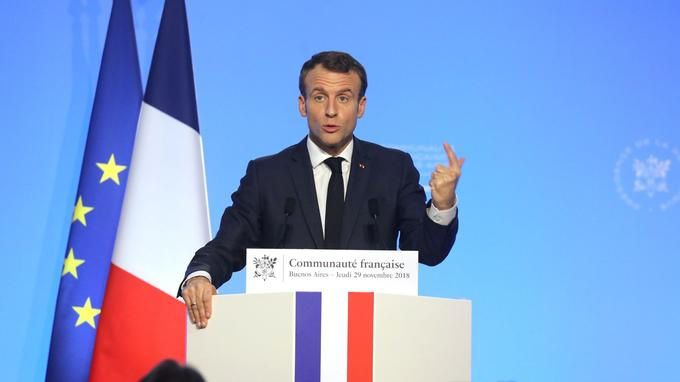 (c) Ludovic Marin / AFP