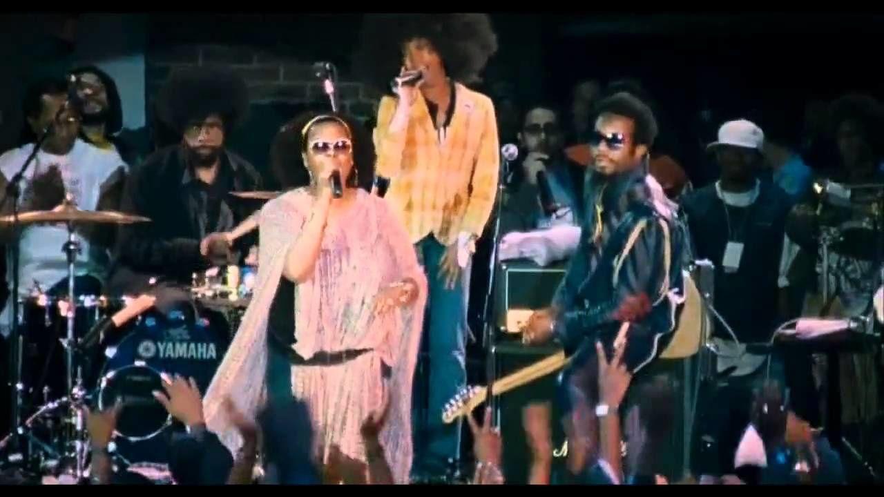 The Roots & Erikah Badu (Vidéo)