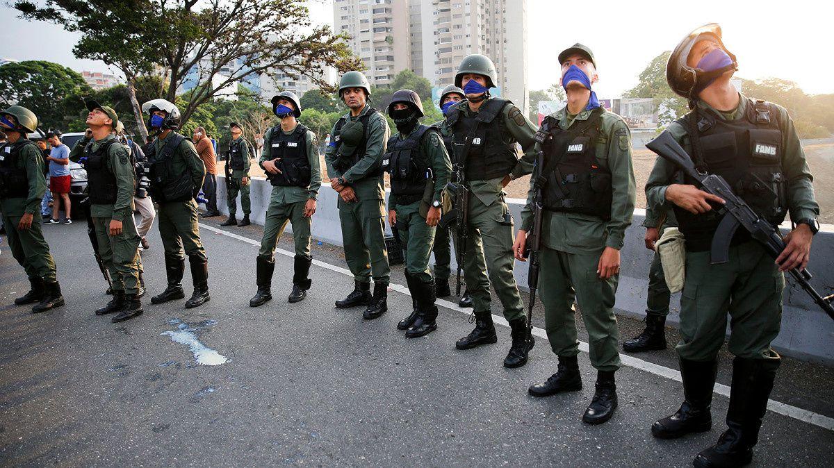Venezuela - La nouvelle tentative de coup d'Etat de Guaido s'avère être une blague dangereuse (Moon of Alabama)
