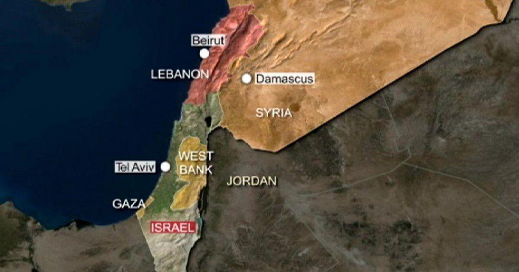 """Un journal israélien publie les termes de """"l'accord du siècle"""" pour la Palestine (Middle East Monitor)"""