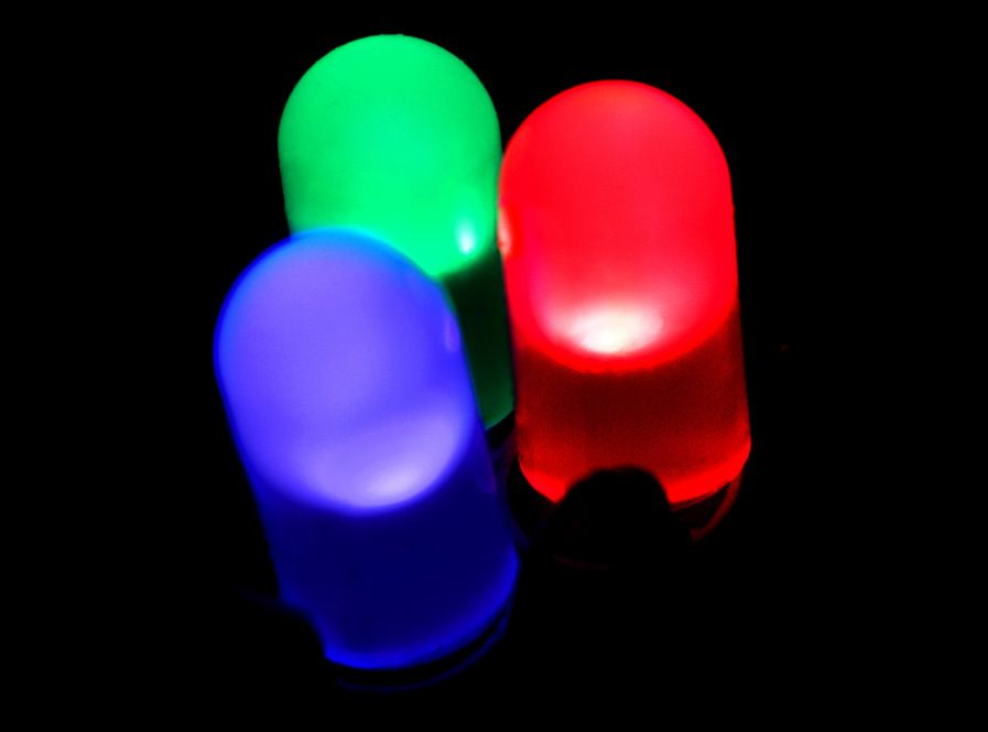 diodes multicolor LED