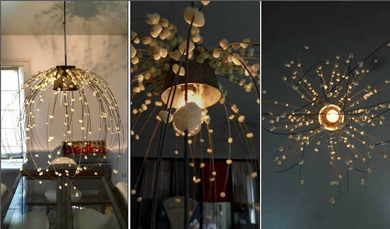 Ecologie: Les lumininaires design en recup