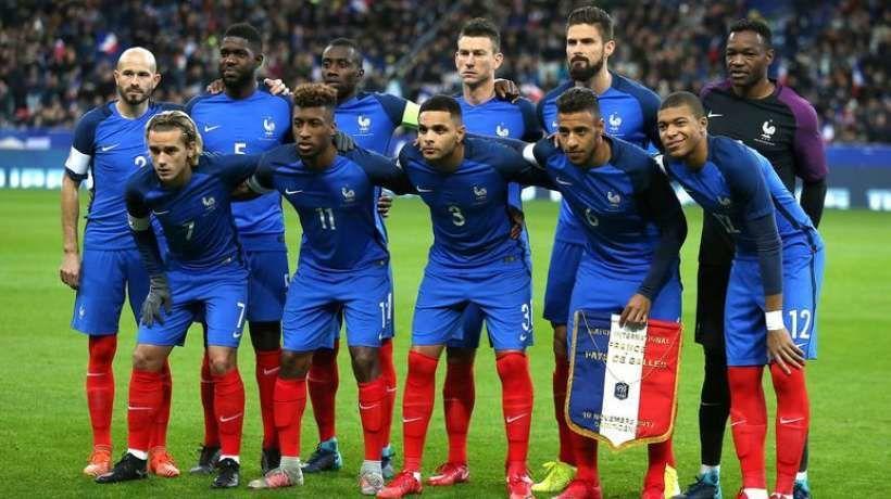 Coupe du monde 2018...Voilà de quoi faire oublier tous les problèmes avec des milliards investis pour l'événement ...