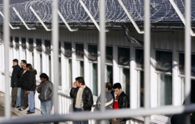 La France des droits se l'homme est devenu un camp retranché ....