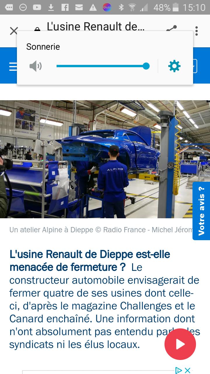 Inflation de mauvaises nouvelles :l 'usine Alpine à Dieppe menacée ...