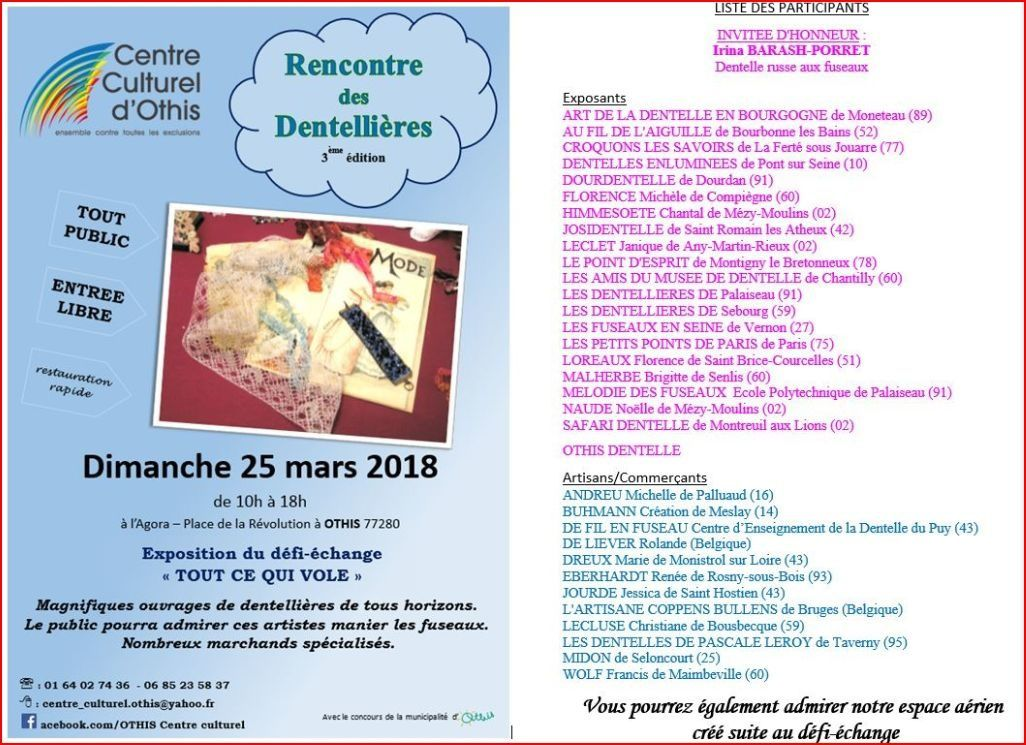 Couvige Othis 2018