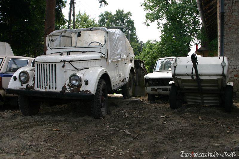[SV2012-08] Retour au repaire de M. Majchrowski, Strumien (PL)