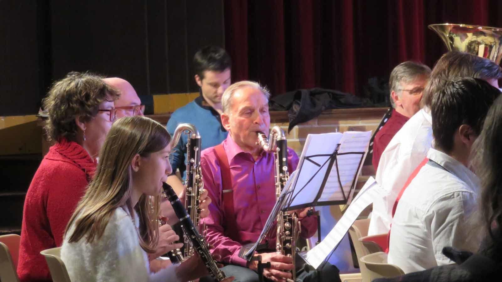 Concert de Noël au Houlme