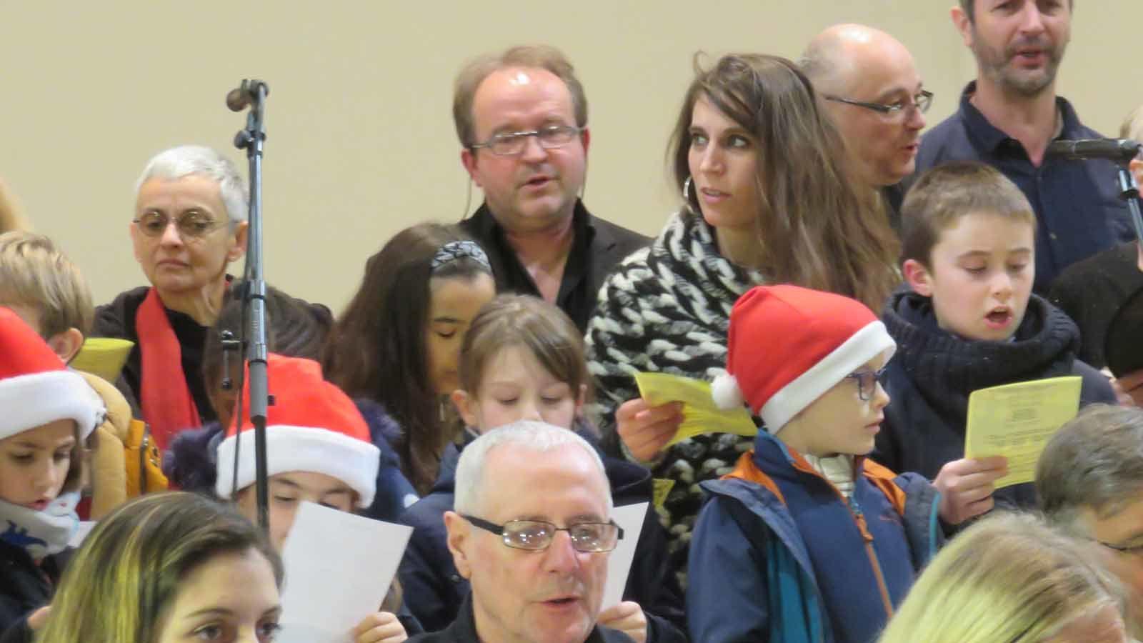 Le concert de Noël à Notre-Dame -de-Bondeville