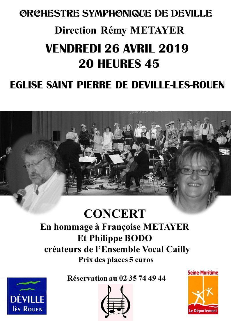 Un grand moment à Déville les Rouen. Vivez ce concert ci-dessous :