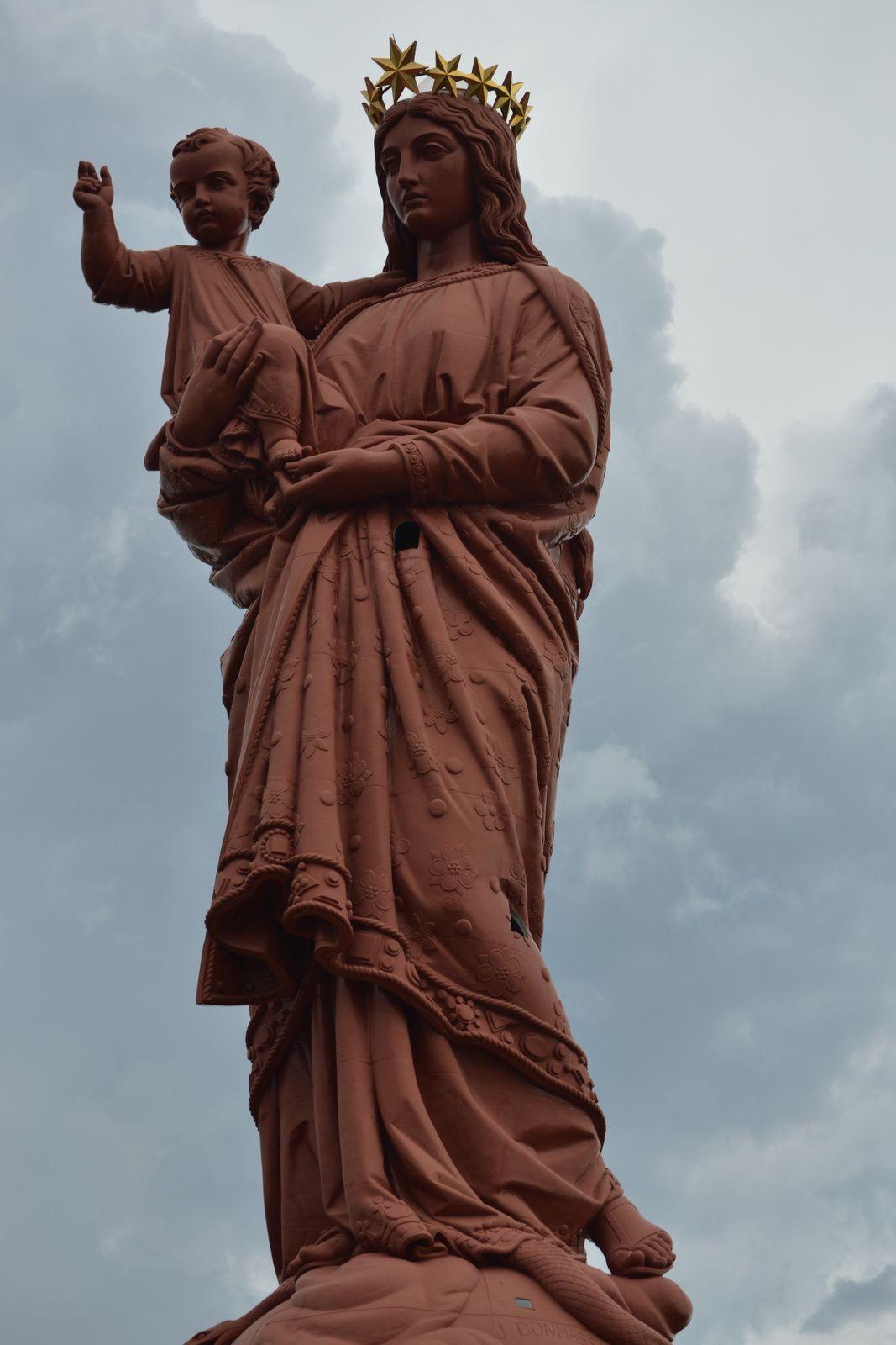 Aujourd'hui, la statue Notre-Dame-De-France est propriété de la ville du Puy-en- Velay. Elle est également le monument le plus visité de la Haute-Loire.