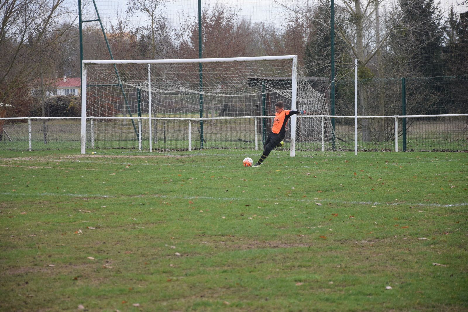 Photos Reportage d'Esther : Section Sportive Foot Foicy 05 dec 18