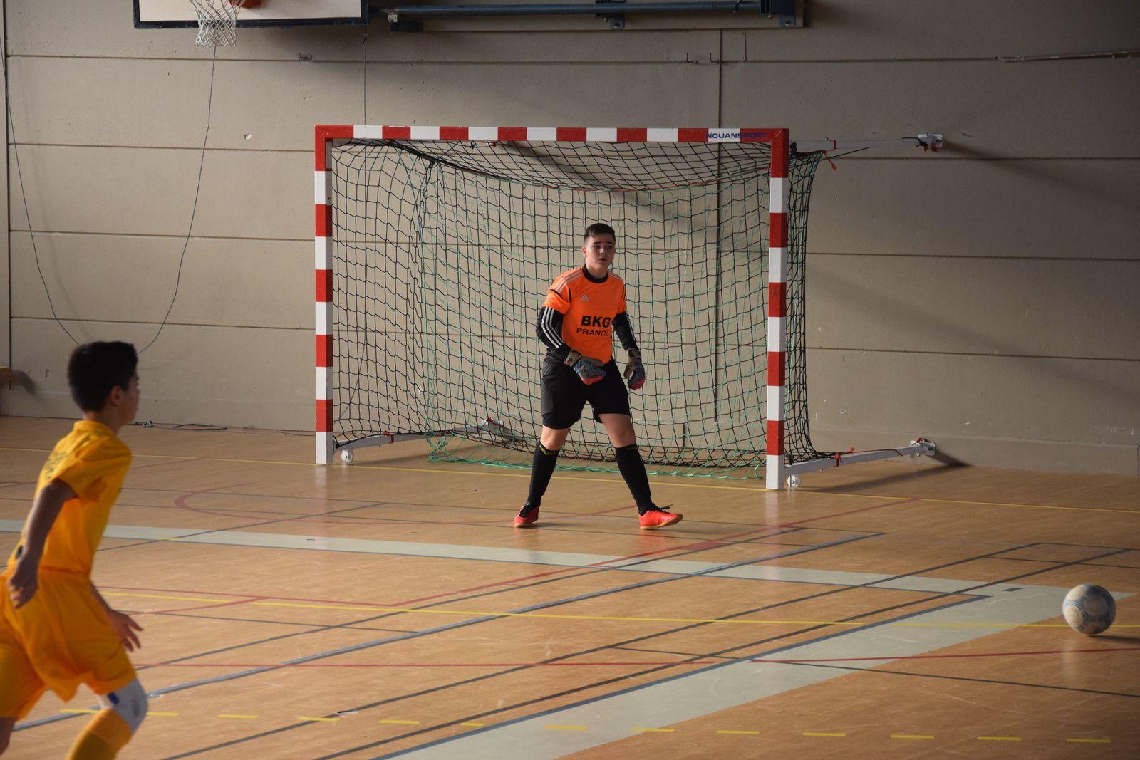 Futsal section sportive janvier 2019