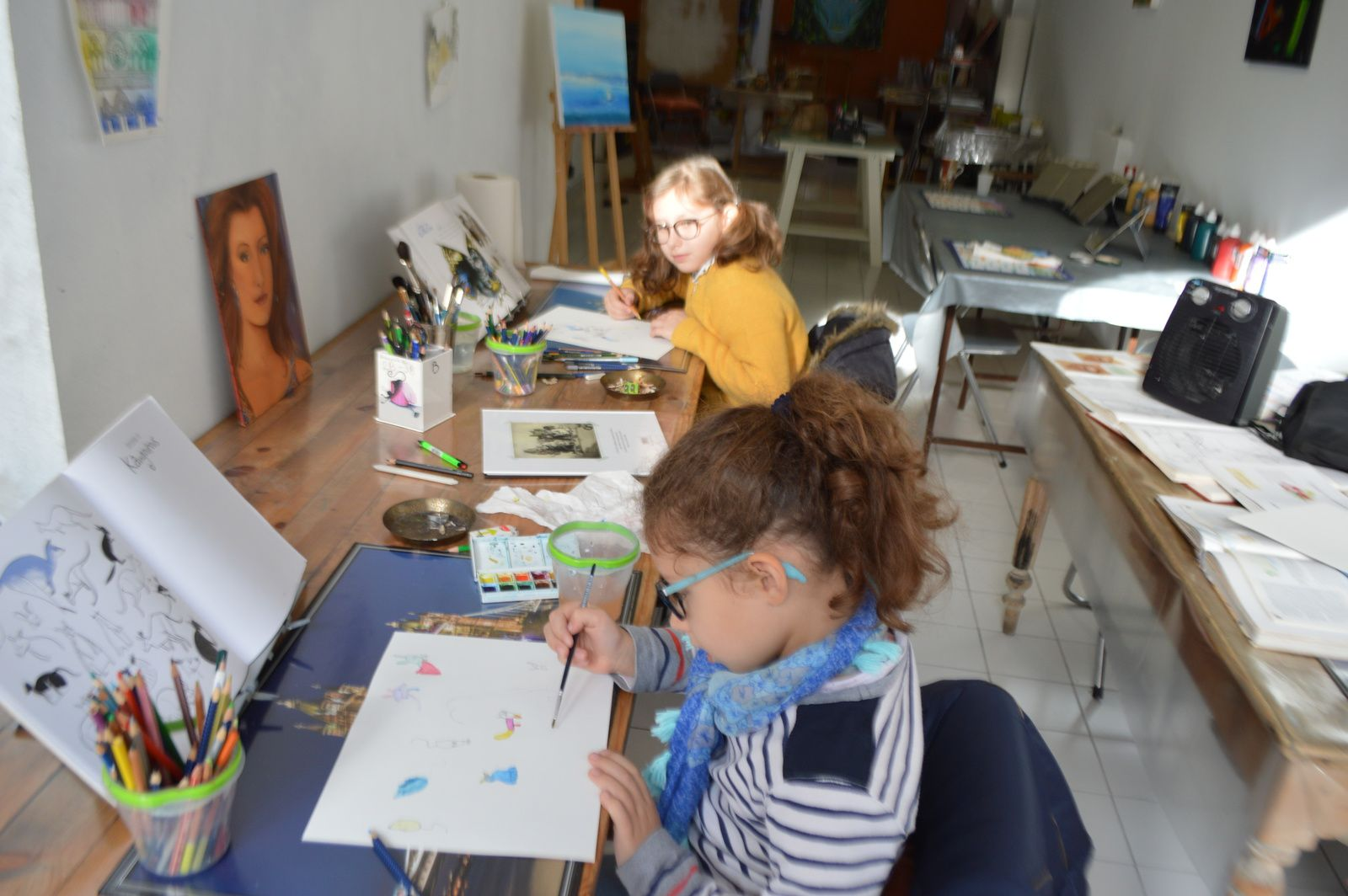 Cours particuliers photos !