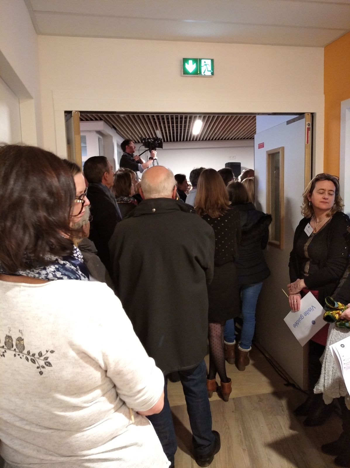Inauguration de l'Ehpad de Bapaume : photos !!!