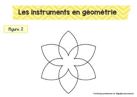 Instruments et vocabulaire géométrique -CM1-CM2