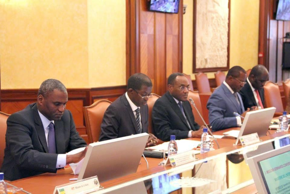 Communiqué Final du Conseil des Ministres du lundi 14 Octobre 2013