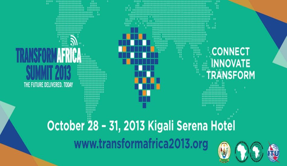 Ali Bongo Ondimba au Sommet des TIC et de l'Innovation du Rwanda