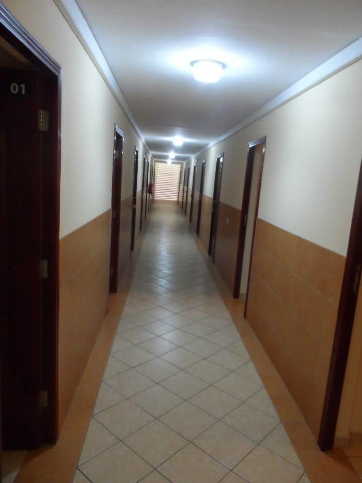 couloir logement étudiant