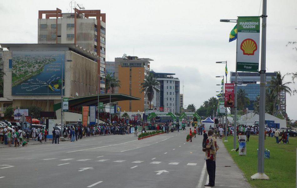 Marathon du Gabon: Un final grandiose - dimanche 1er décembre 2013
