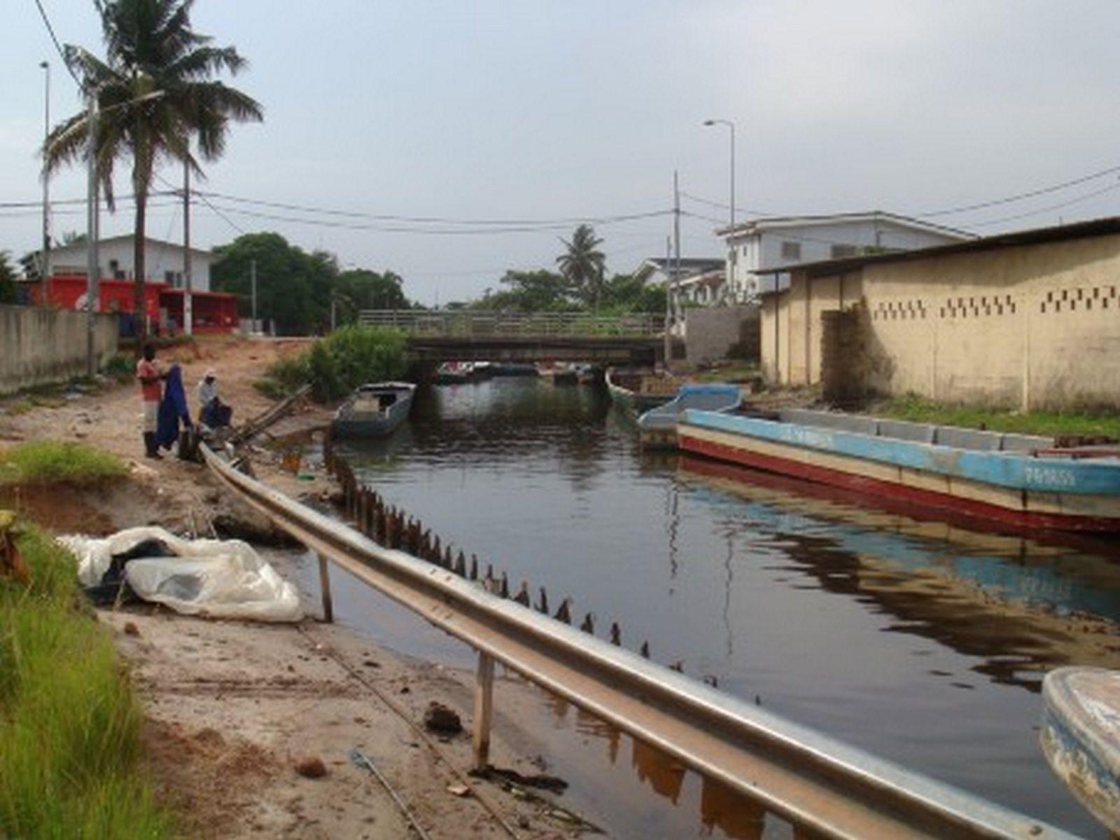 Assainir les eaux usées et les eaux pluviales de Port-Gentil
