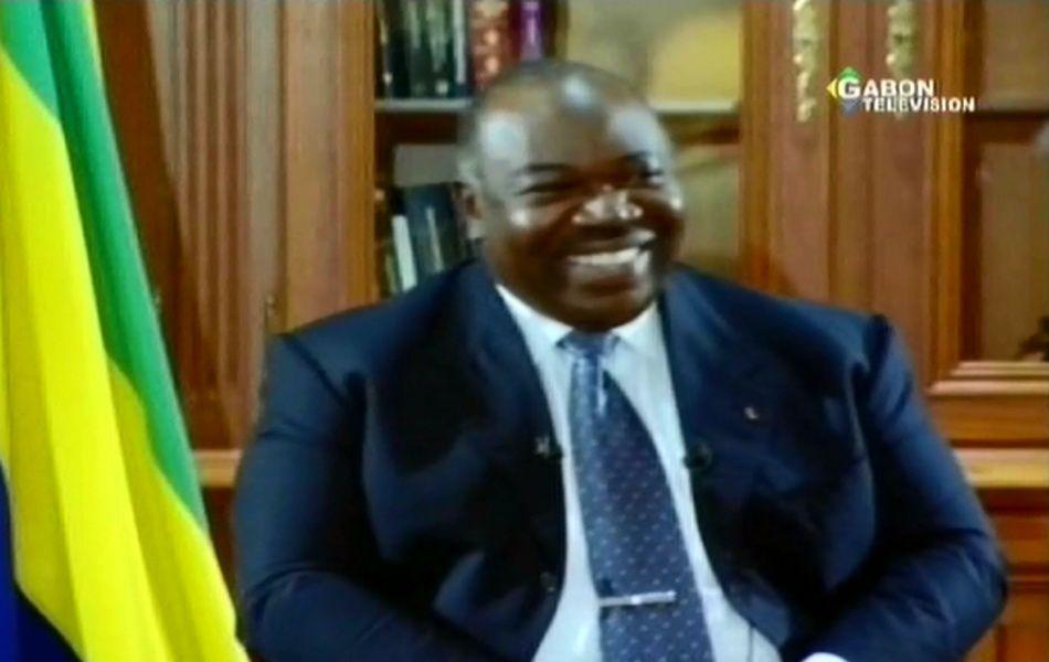 Indépendance an 54: Ali Bongo Ondimba face à la presse nationale