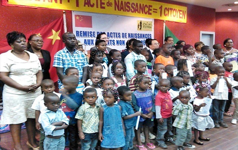 Satisfecit autour de l'opération de recensement des enfants sans actes de naissances