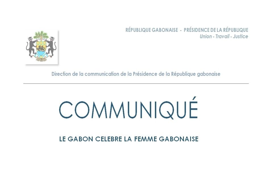 PRÉSIDENCE DE LA RÉPUBLIQUE : COMMUNIQUÉ DE PRESSE