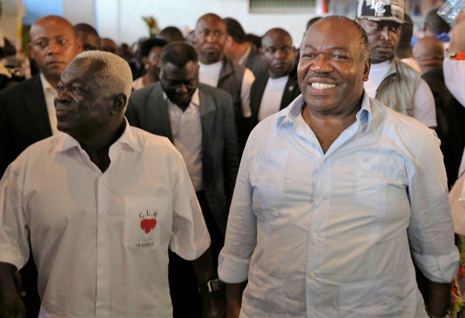 Le CLR désigne son candidat à la présidentielle : Ali Bongo Ondimba
