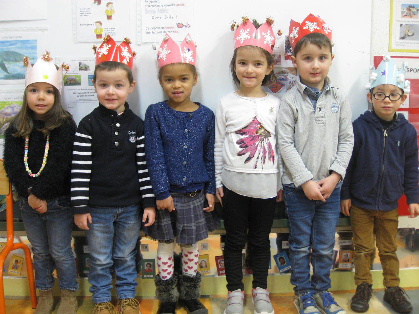 5 rois et reines
