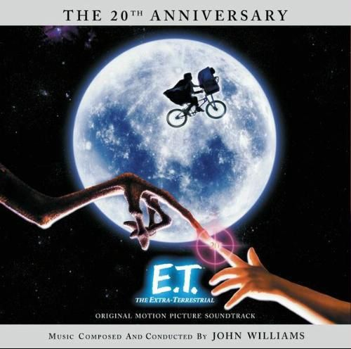 John Williams sur E.T. (1982)