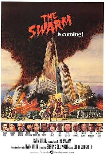 """The Bees Arrive & End Title (From """"The Swarm"""")  par Jerry Goldsmith"""