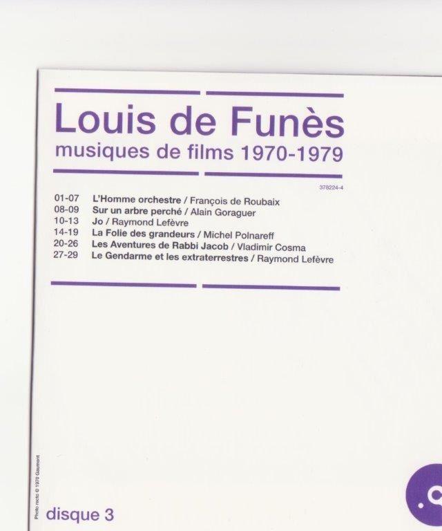 """Les poupons (From """"L'homme orchestre"""") par François De Roubaix"""