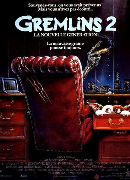 """Cute / Pot Luck / The Visitors (From """"The Gremlins  2) par Jerry Goldsmith."""