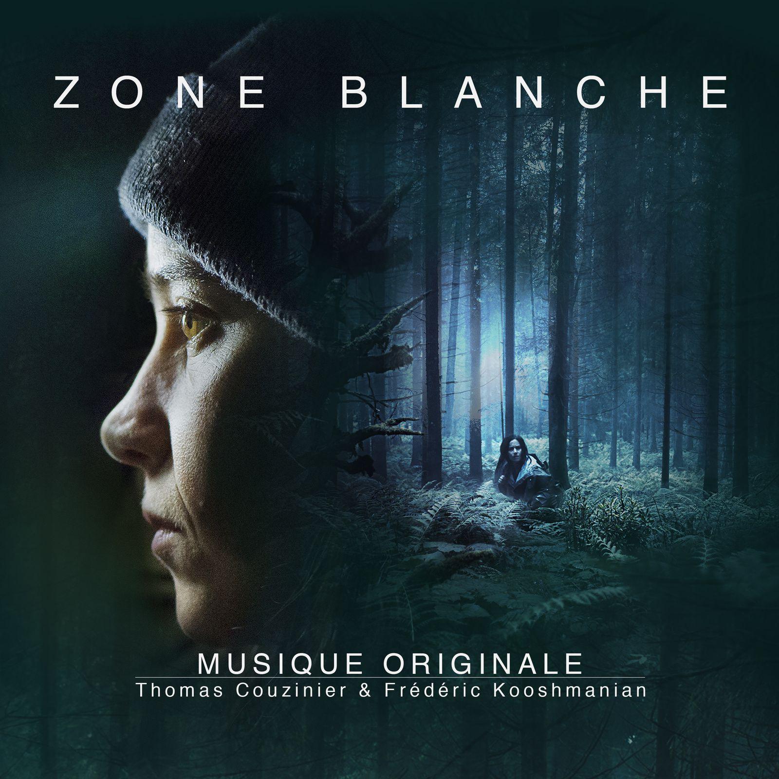 """Thomas Couzinier et  Frédéric Kooshmanian sur  """"Zone blanche"""" - Episode 1"""