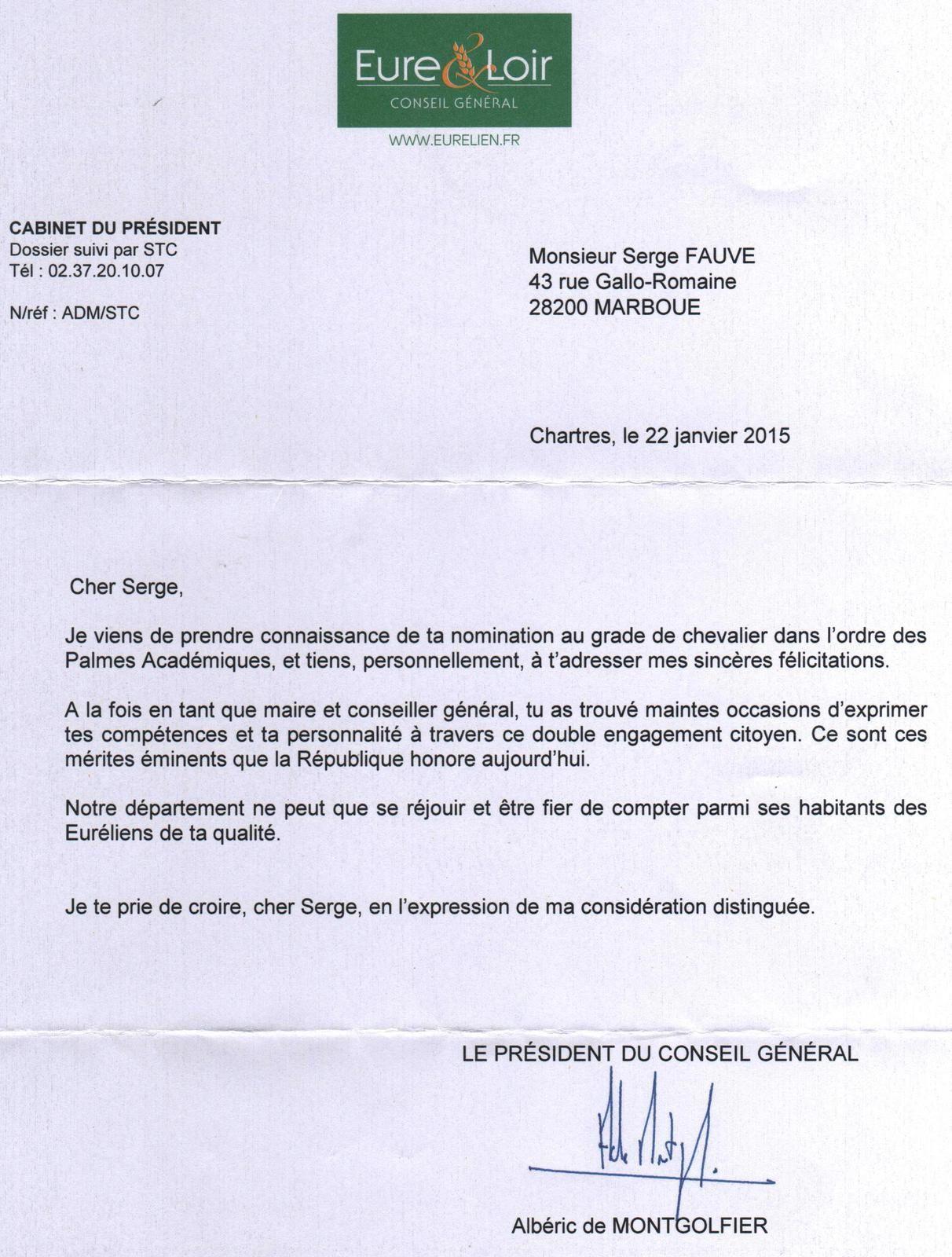L'adversaire UMP dénigre mon action : réponse par l'image...