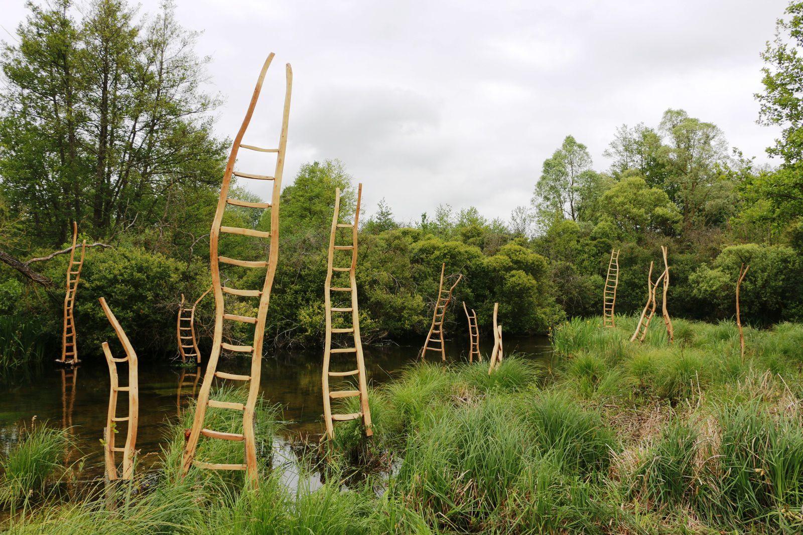 SacVal 2015, le sentier d'art contemporain est ouvert