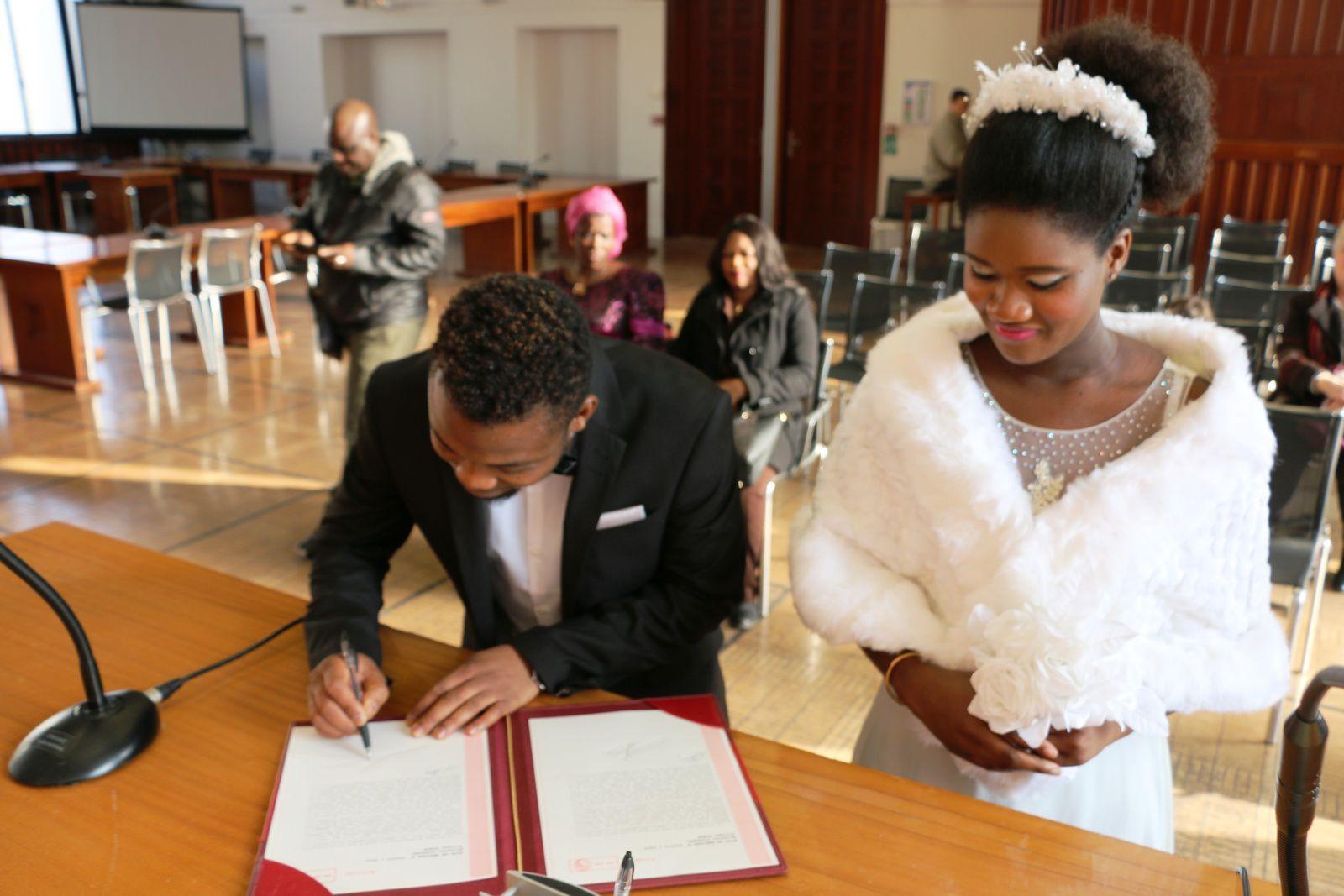 Le mariage de Aîcha et Siriman