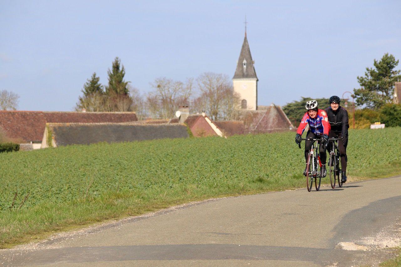 La Dunoise 2018, Cyclotourisme